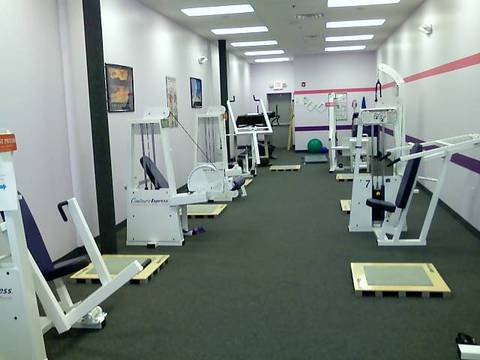 Fitness Center in Great Location