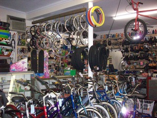 Retail Bicycle Store