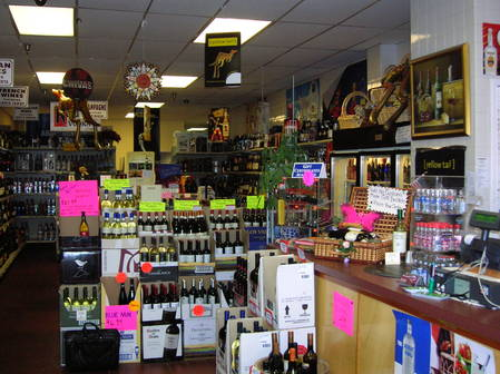 Businesses For Sale-Busy Wine and Liquor Store-Buy a Business