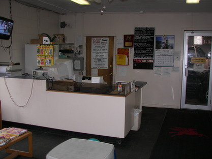 Businesses For Sale-Gas Station and Express Lube-Buy a Business