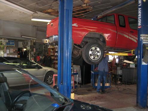 Auto Service  Sales in Delaware County, NY