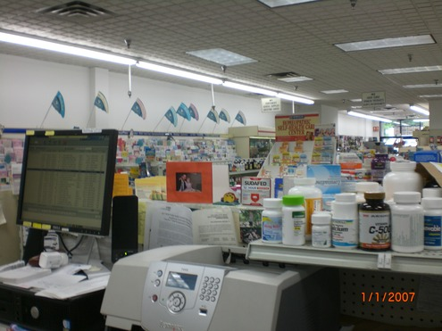 Businesses For Sale-NYC Pharmacy three hundred thousand cash flow-Buy a Business