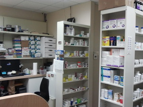 Busy Pharmacy
