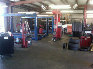 Auto Shops For Sale