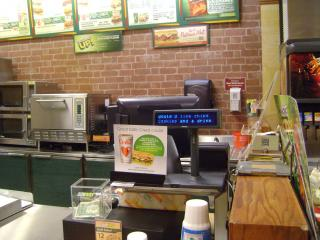 Nationally Known Sandwich Franchise