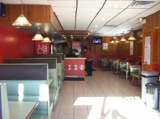 Burger & Fries Food Service Business