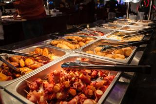 Businesses For Sale-Businesses For Sale-Fantastic Profitable Grill and Buffet Restaurant-Buy a Business