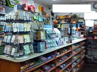 Great Card & Gift Store in Busy Shopping Center