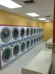 Businesses For Sale-Clean Coin Operated Laundromat-Buy a Business