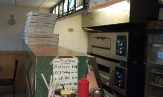 Italian Pizzeria Restaurant