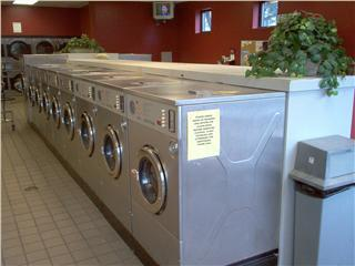 Businesses For Sale-Beautiful Laundromat-Buy a Business