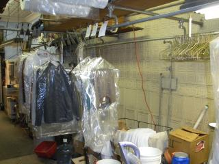 Dry Cleaners Laundry...