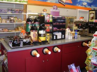 Popular Gas Station