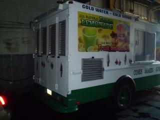 Ice Cream & Smoothies Truck for Sale in New York C