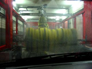 High Volume Huge Car Wash  Amazing Location