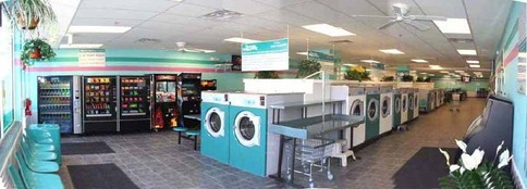 Businesses For Sale-Businesses For Sale-High Volume Laundromat-Buy a Business