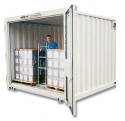 Storage Container Business