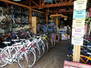 Bike Shop For Sale