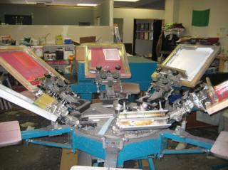 Screen printing in Dutchess County, NY