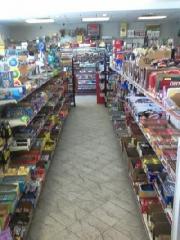 Gas Station Convenie...