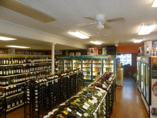 Liquor, Wine, and Beer Store