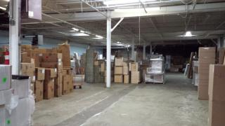 Freight Transfer and Storage Warehouse
