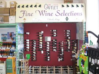 Liquor and Wine Stor...