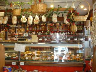 Attractive Italian Fine Foods & Pork Store