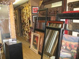 Businesses For Sale-Businesses For Sale-Custom Framing and Interior Design Shop in Prime M-Buy a Business