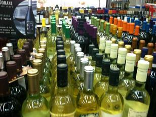 Businesses For Sale-Large Manhattan Wine Liquor Store in Manhattan-Buy a Business