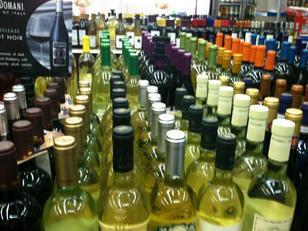 Large Manhattan Wine & Liquor Store in Manhattan