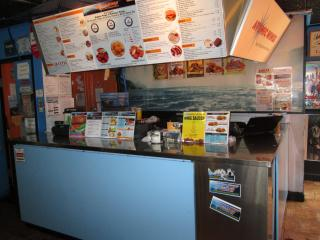 Fast Food Wing Shop