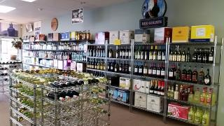 Liquor Store with Hu...