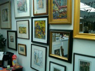 Growing Art and Framing Shop