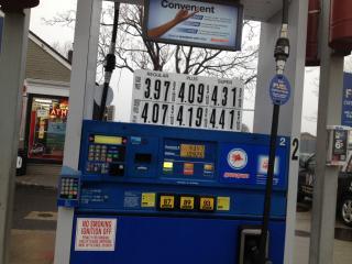 Gasoline Service Station & C-Store