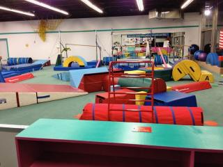 Gymnastics School   Fitness and Health Center