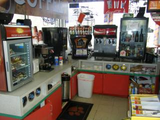 Gas Station CStore