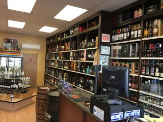 Liquor/Wine Shop