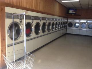 High End Laundromat ...