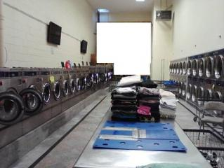 Businesses For Sale-Businesses For Sale-High Vol Laundromat 50 Partnership-Buy a Business