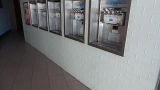 Closed Yogurt Store