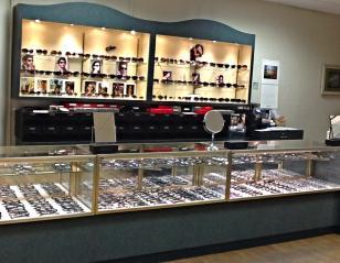 Luxury Eyewear Store in Midtown Manhattan