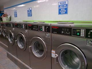 Businesses For Sale-Businesses For Sale-AbsenteeRun Laundromat -Buy a Business