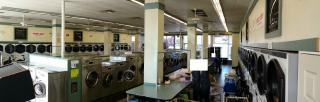High Volume Laundromat