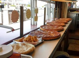 Businesses For Sale-Pizza/Fried Seafood/Fried Dough Restaurant-Buy a Business