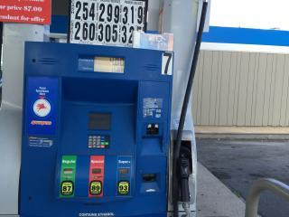 Branded Gas Station