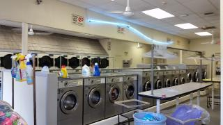 Great Laundromat - Run Absentee!