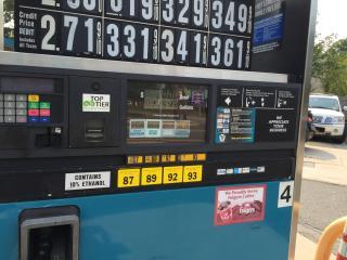 Branded Gas Station ...