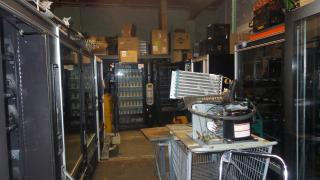 Vending Machine Parts & Service