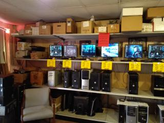 Profitable Computer Store for Sale in Dallas Count